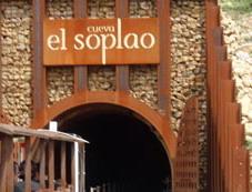 Cueva cárstica El Soplao (Cantabria)