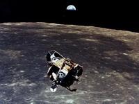 Visita del hombre a la Luna (Apollo 11)